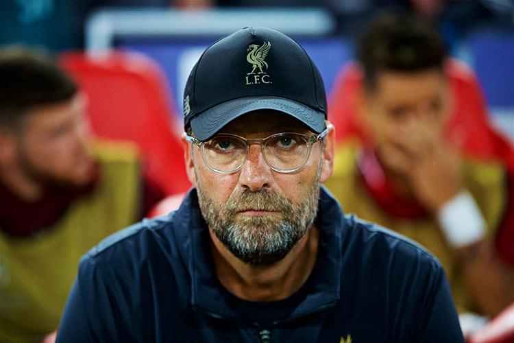 ergen Klopp's Liverpool