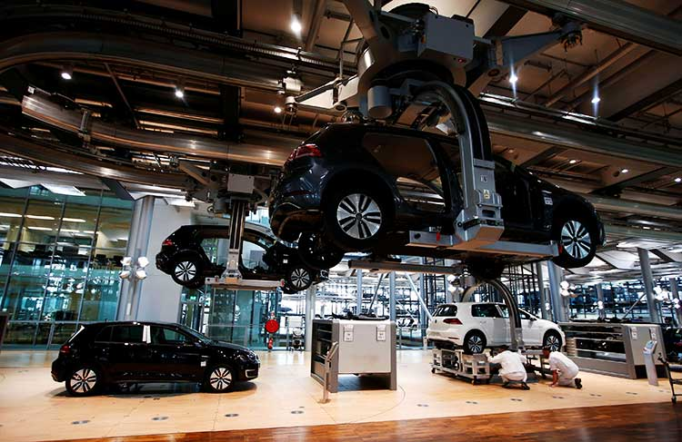 Wolfsburg Reuters If Volkswagen Realises Its Ambition Of Becoming The Global Leader In Electric Cars It Will Be Thanks To A Radical And Risky Bet Born