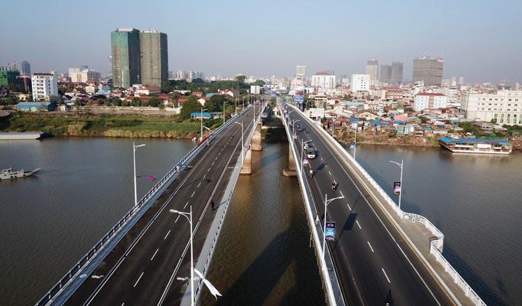 Japanese Friendship bridge reopens early - Khmer Times