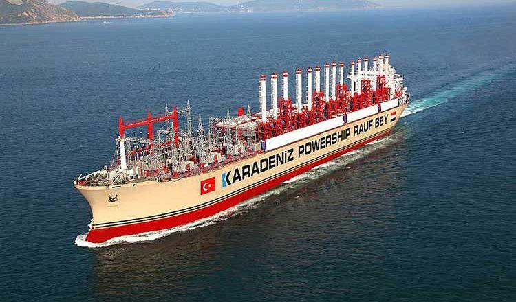 Karadeniz Powership Rauf Bey