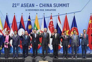 China ASEAN BRI