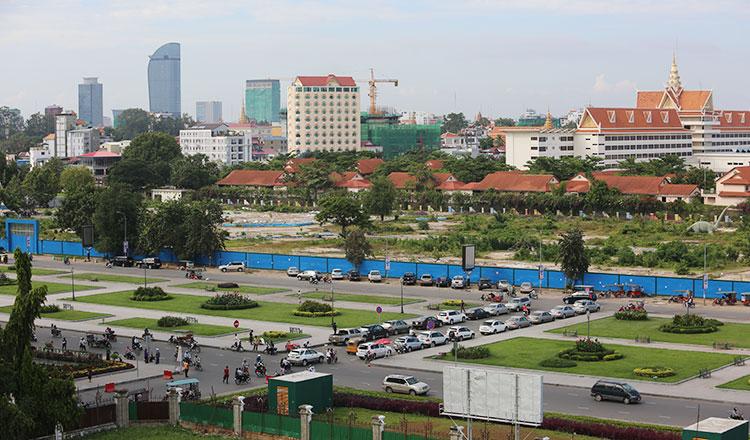 high-building in Phnom Penh