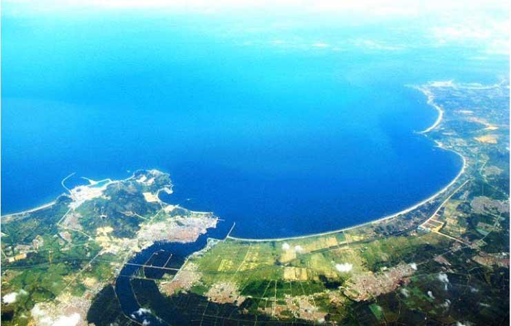 Dara Sakor coastal