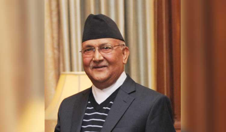 Sharma Oli