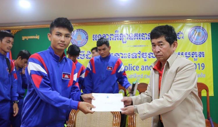 Soft Tennis players sent for Korea training - Khmer Times