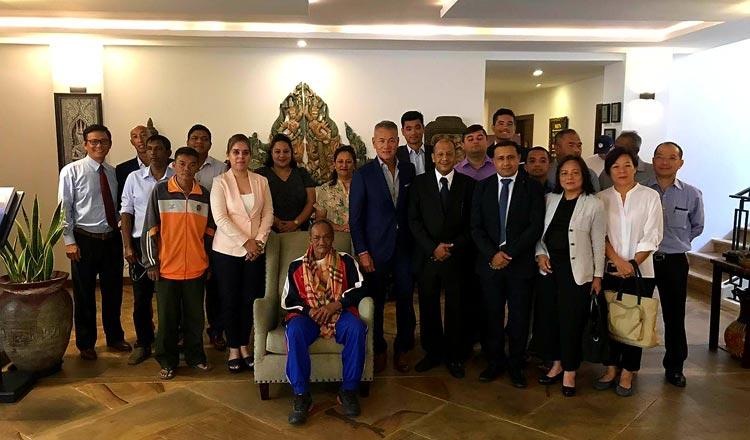 Tennis Cambodia host Asian Development Meet - Khmer Times