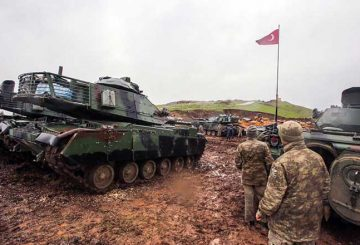 Turkey to invade Syria