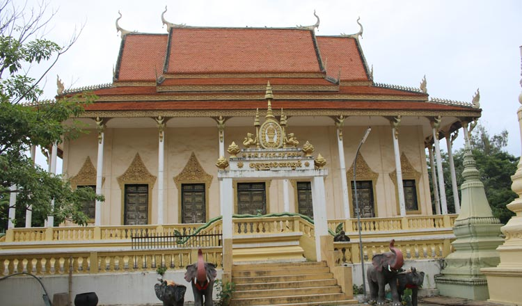 budish temple