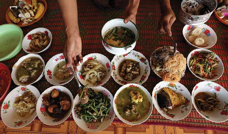pchum foods