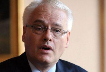Ivo Josipović.