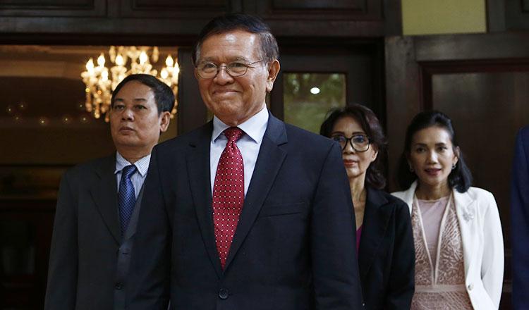 PP Municipal Court concludes Kem Sokha investigations - Khmer Times