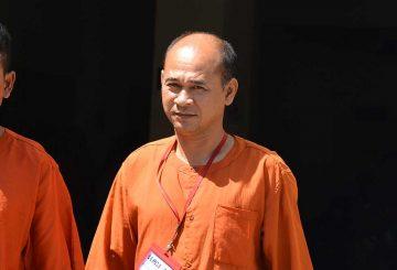 ex monk cnrp
